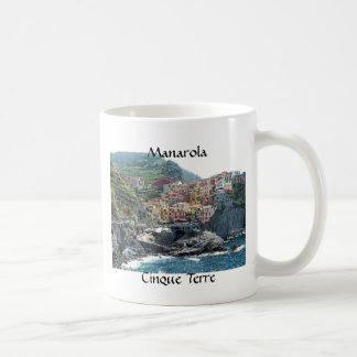 Manarola Cinque Terre Coffee Mug