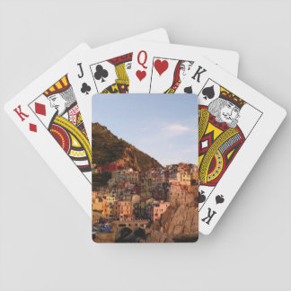 Manarola Cinque Terre, Italy Card Decks
