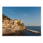 Manarola, Cinque Terre (Italy) Post Card
