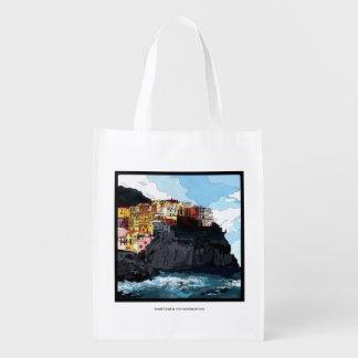 Manarola Grocery Bags