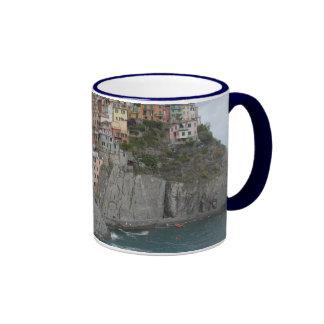 Manarola, Italy Coffee Mugs