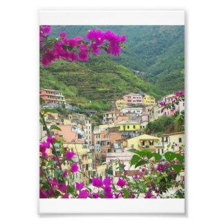 Manarola, Italy Photo Print