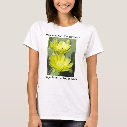 Manarola, Italy, Via dell'Amore T-Shirt
