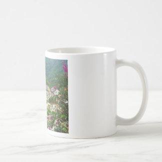 Manarola on Ligurian Coast Coffee Mug