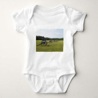 Manassas Battlefield - Civil War Baby Bodysuit