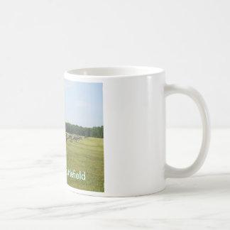 Manassas Battlefield - Civil War Coffee Mug