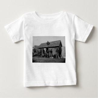Manassas Battlefield First Battle Civil War Baby T-Shirt