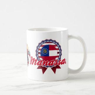 Manassas, GA Coffee Mugs