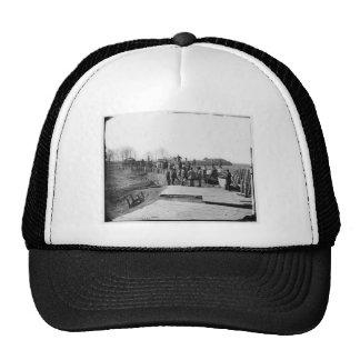 Manassas, Va. Confederate fortifications Trucker Hat