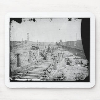 Manassas, Va. Orange and Alexandria Railroad Mouse Pad