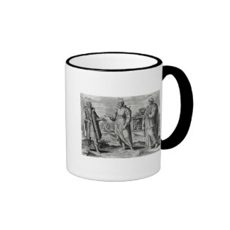 Manasseh  Amon  and Josiah Ringer Coffee Mug