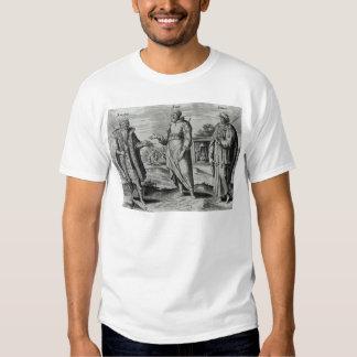 Manasseh  Amon  and Josiah Shirts