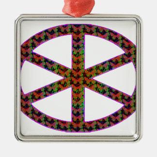manat metal ornament
