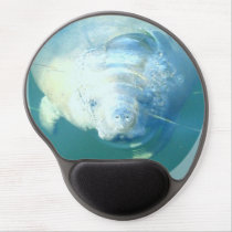 manatee-5 gel mouse pad