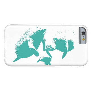 Manatee Barely There iPhone 6 Case