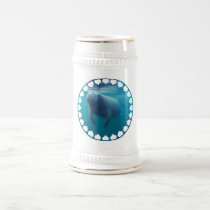 Manatee Beer Stein