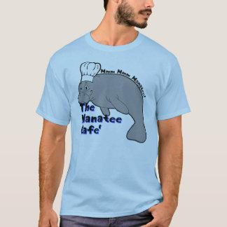 Manatee Cafe T T-Shirt