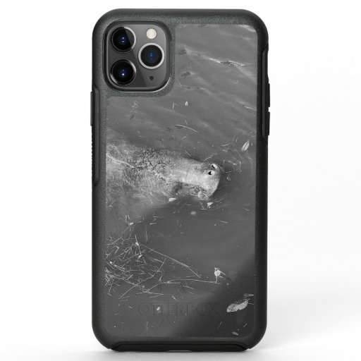 Manatee Face OtterBox Symmetry iPhone 11 Pro Max Case