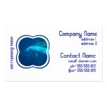 Manatee Floating Business Cards