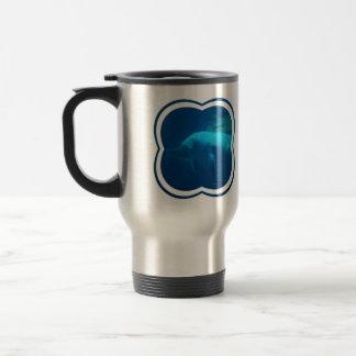 Manatee Floating Travel Mug