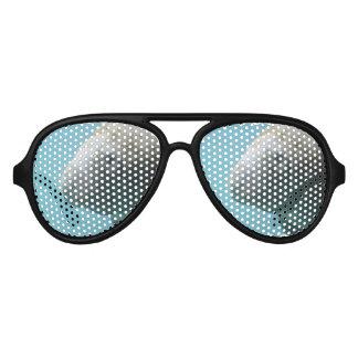 Manatee grande subacuático lentes de fiesta
