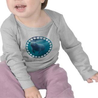Manatee Infant Tshirt