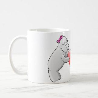 Manatee Love Mug