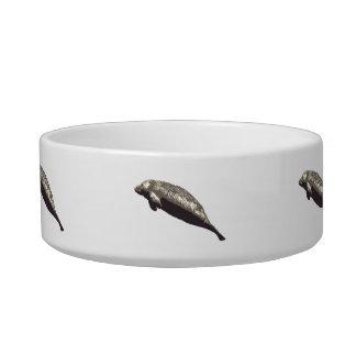 Manatee Pet Bowl