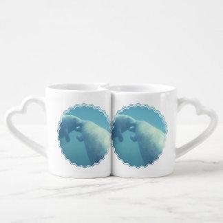 Manatee Lovers Mug Sets