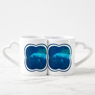 Manatee Couples Mug