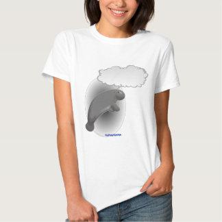 Manatee que habla camisas