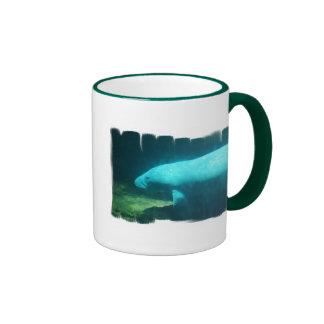 Manatee Swim Coffee Mug