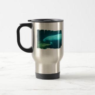 Manatee Swim Travel Mug