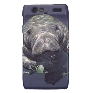 Manatee Underwater World Droid RAZR Covers