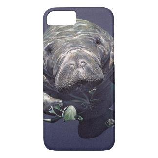 Manatee Underwater World iPhone 8/7 Case