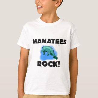 Manatees Rock T-Shirt