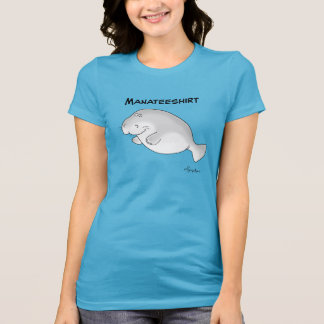 MANATEESHIRT by Sandra Boynton Shirt