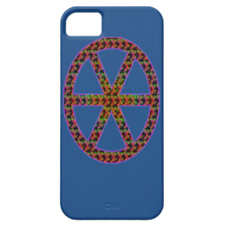 Manat's wheel of fate iPhone SE/5/5s case