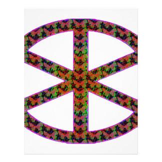 Manat's wheel of fate letterhead