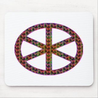 Manat's wheel of fate mouse pad