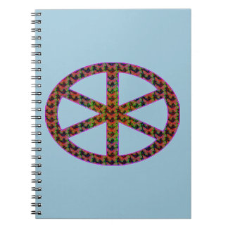 Manat's wheel of fate note book