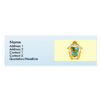 Manaus Amazonas, Brazil Business Card