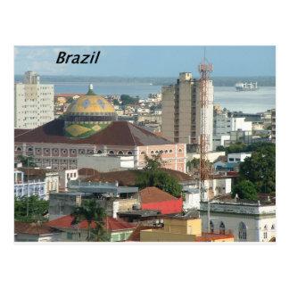 MANAUS--BRAZIL--Angie.JPG Postcard