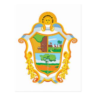 Manaus Coat of Arms Postcard