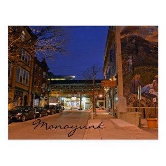 Manayunk, PA   Post Card