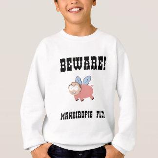 manbirdpig-LTT Sweatshirt
