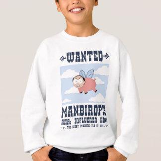 Manbirdpig Sweatshirt