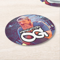 Mancation OG Coaster
