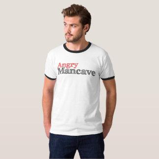 Mancave Ringer T-Shirt
