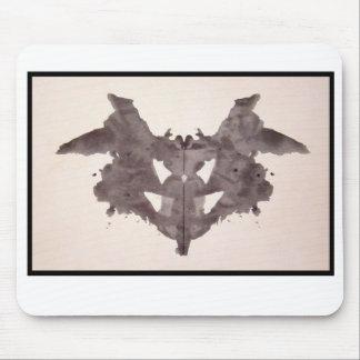 Mancha de tinta 1,0 de Rorschach Mousepads